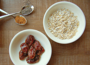 Coconut Date Overnight Oats