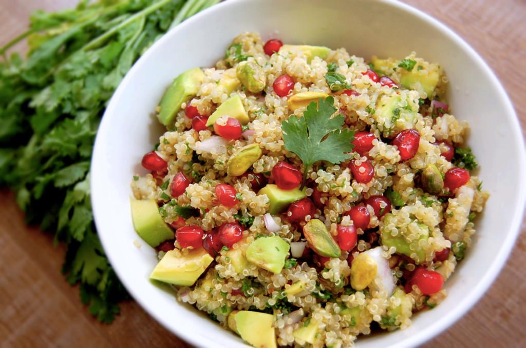 Avocado Quinoa Salad Related Keywords & Suggestions - Avocado Quinoa ...