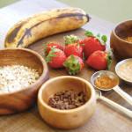 The Best Banana Porridge